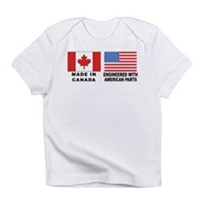 Engineered With American Parts Infant T-Shirt