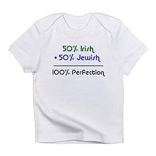 Irish & Jewish Infant T-Shirt