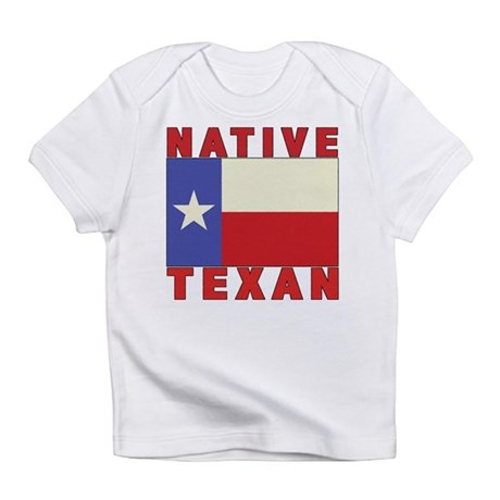 Native Texan Creeper Infant T-Shirt