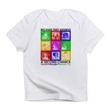Squares Infant T-Shirt