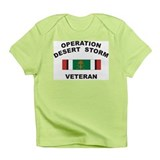 Kuwait Veteran 2 Creeper Infant T-Shirt