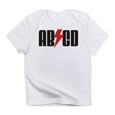 ABCD Rocker Baby Infant T-Shirt