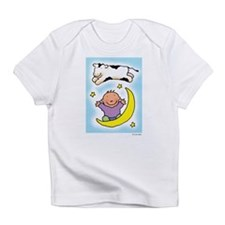cow jumping over the baby Infant T-Shirt