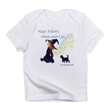 Magic Follows Infant T-Shirt