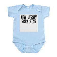 New Jersey Rock Star Onesie