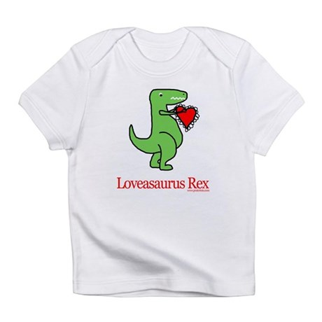 Loveasaurus Rex Infant T-Shirt