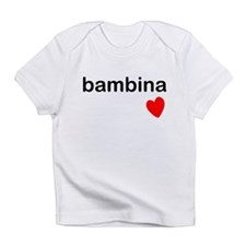 Bambina Infant T-Shirt
