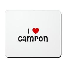 I * Camron Mousepad