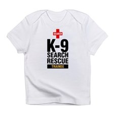 K-9 Search & Rescue Trainee Creeper/Onesie Infant