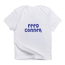 Feed Conner Creeper Infant T-Shirt