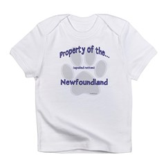 Newfie Property Infant T-Shirt