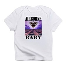 Airborne Baby Creeper Infant T-Shirt