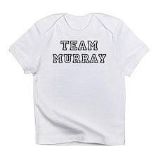 Team Murray Creeper Infant T-Shirt