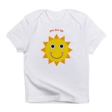 Sunshine creeper Infant T-Shirt