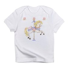 Carousel Horse Infant T-Shirt