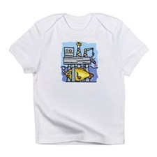 Off Shore Oil Rig Infant T-Shirt