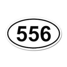 556 20x12 Oval Wall Peel