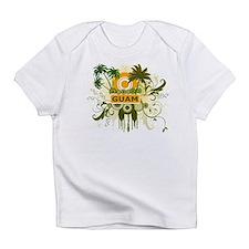Guam Palm Tree Infant T-Shirt