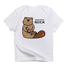 Beavers Rock Infant T-Shirt