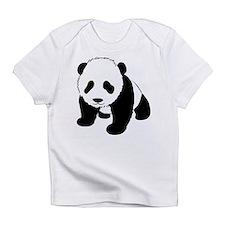 Cute Baby Panda Infant T-Shirt
