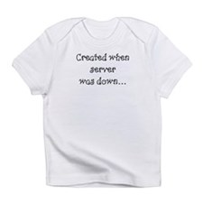 Created - Creeper Infant T-Shirt