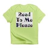 Read to Me-Fun Letters&lt;br&gt; Infant T-Shirt