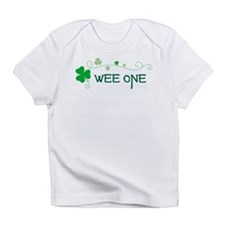 wee one Shamrock Infant T-Shirt