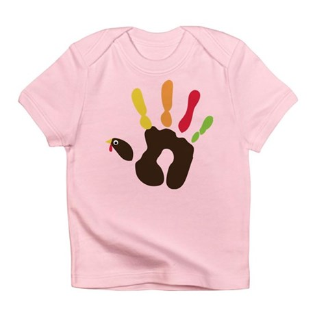 Turkey Hand Infant T-Shirt