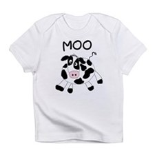 Moo Cow Creeper Infant T-Shirt