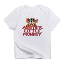 Auntie's Little Monkey Creeper Infant T-Shirt