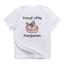 Little Hungarian(Girl) Infant T-Shirt