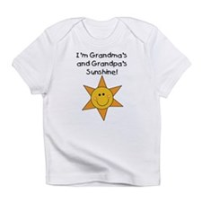 Grandma and Grandpa's Sunshine Infant T-Shirt