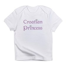 Croatian Princess Infant T-Shirt