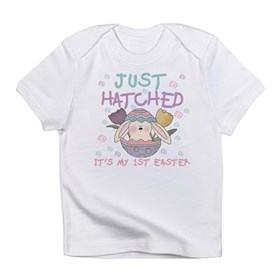 Just Hatched 1st Easter Infant T-Shirt