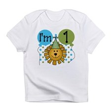 Lion 1st Birthday Infant T-Shirt