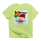 1st Holiday Birthday Infant T-Shirt