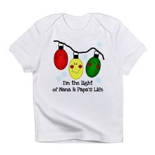 Nana & Papa's Light Infant T-Shirt