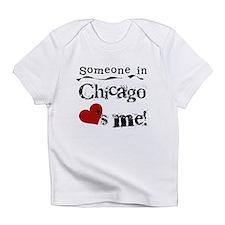 Chicago Loves Me Infant T-Shirt