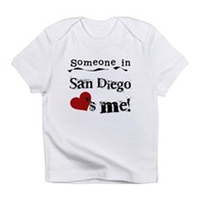 San Diego Loves Me Infant T-Shirt