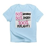 100 Percent Perfect (pink) Infant T-Shirt