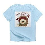 Snowman 1st Christmas Infant T-Shirt