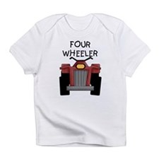 Four Wheeler Infant T-Shirt