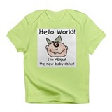 Abigail Baby Sister Infant T-Shirt