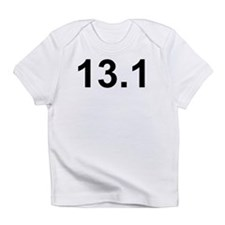 Half Marathon 13.1 Infant T-Shirt