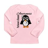 Penguin Parkinsons Disease Long Sleeve Infant T-Sh