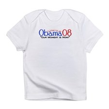 """Obama Now"" Infant T-Shirt"