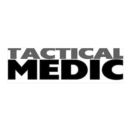"""Tactical Medic"" 36x11 Wall Peel"