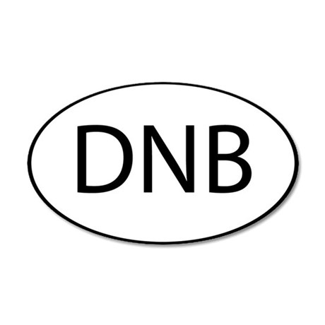 Drum n' Bass Nation Sticker