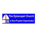 The Episcopal Church - A Non-Prophet Organization