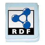 RDF baby blanket